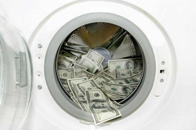 Pranie brudnych pieniędzy