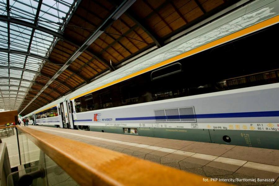 Nowe wagony PKP Intercity (1). Fot. PKP Intercity/Bartłomiej Banaszak