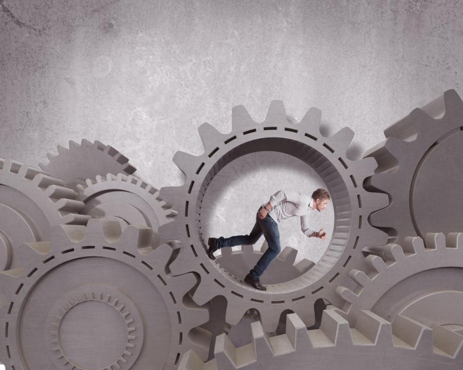 praca, korporacja, czas pracy