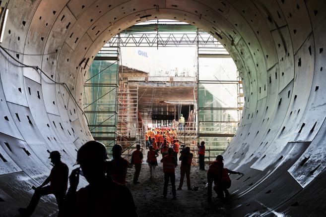 Tunel pod Martwą Wisłą (1)