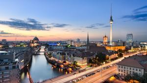 Panorama Berlina, Niemcy