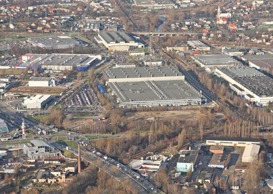 Zakłady Fiata, Katowicka Specjalna Strefa Ekonomiczna