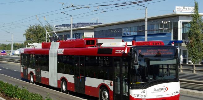 Trolejbus Solaris Trollino 18