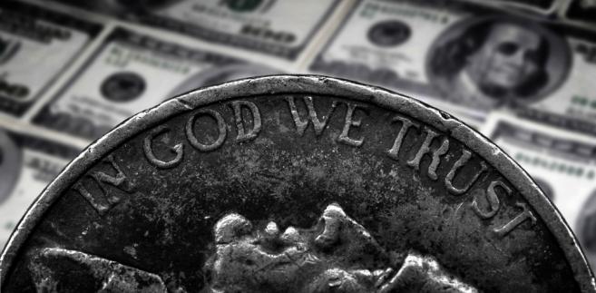 moneta, dolary