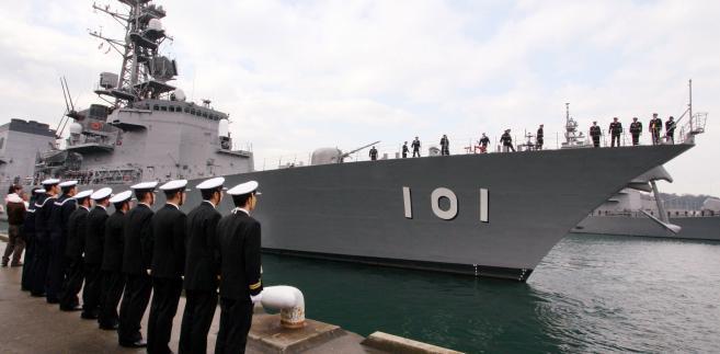 Japonia, obronność