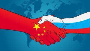 Rosja-Chiny