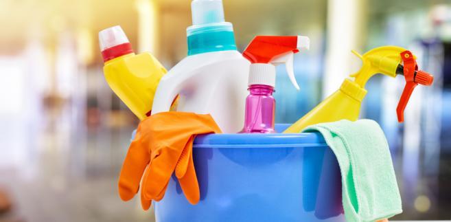 obowiązki domowe, sprzątanie