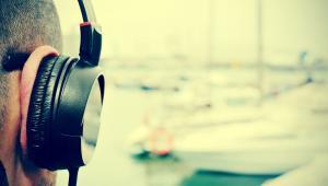 Słuchawki, muzyka