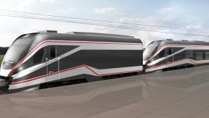 Hybrydowy pociąg Newagu - projekt