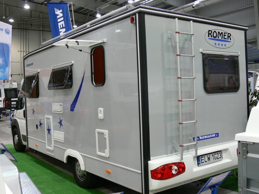Kamper Romer z Niewiadowa (8) - fot. materiały prasowe producenta - Niewiadów SA