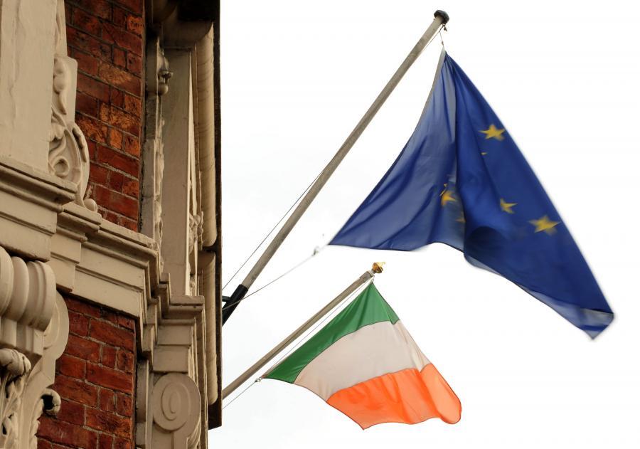 UE i MFW przygotowały pakiet pomocowy dla Irlandii.