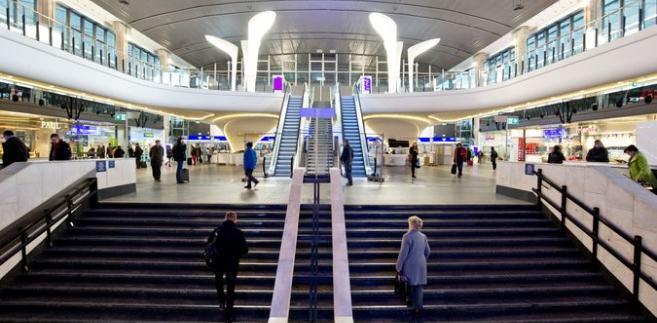 Dworzec Centralny w Warszawie