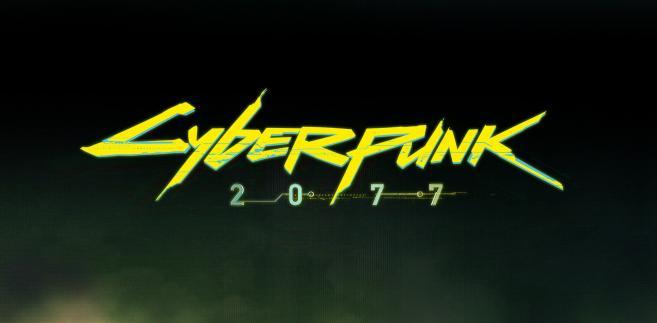 Cyberpunk 2077 Logo - źródło: cyberpunk.net