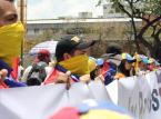 """""""FT"""": Maduro powinien odejść by w Wenezueli nie doszło do rozlewu krwi"""