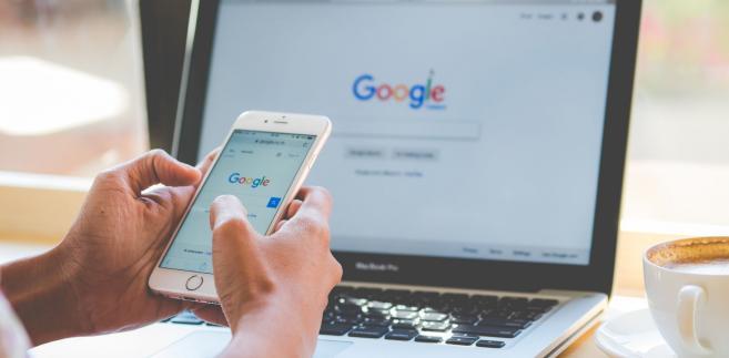 Korzystanie z usług Google