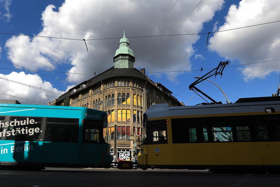 Berlin, Niemcy, 23.08.2017