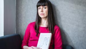 Anna Wiatr; fot. Jakub Szafrański/Krytyka Polityczna