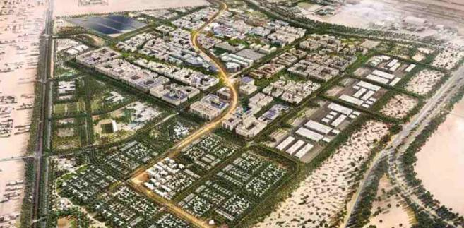 Masdar - projekt miasta