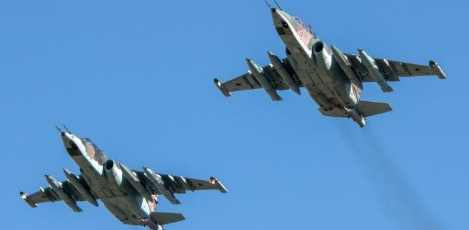 Rosyjskie Su-25