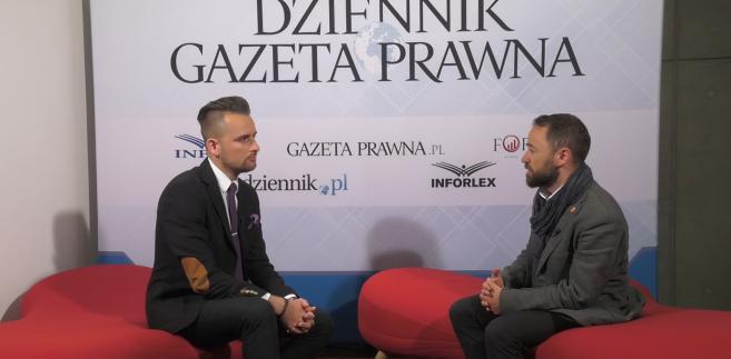 Tomasz Żółciak i Michał Olszewski