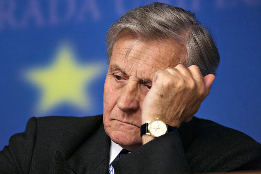 Szef EBC Jean-Claude Trichet