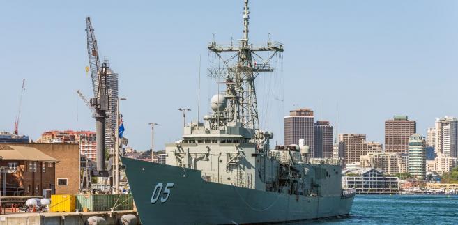 Australijska fregata