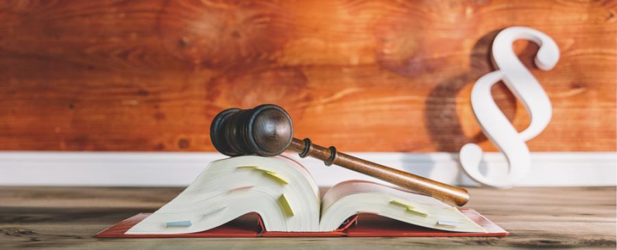 paragraf, prawo