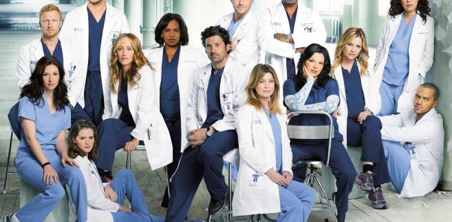 """Obsada serialu """"Chirurdzy"""", najsłynniejszej produkcji Shondy Rhimes"""