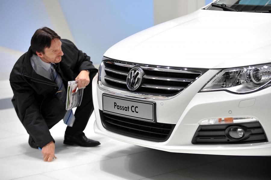 Volkswagen Poznań wstrzymuje produkcję.