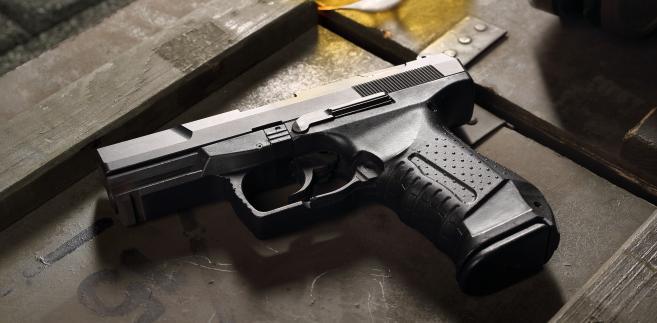 Pistolet - Glock