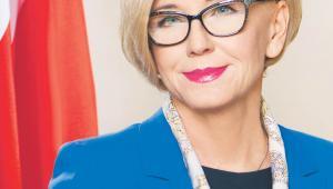 Marzena Machałek, wiceminister edukacji fot. mat. prasowe
