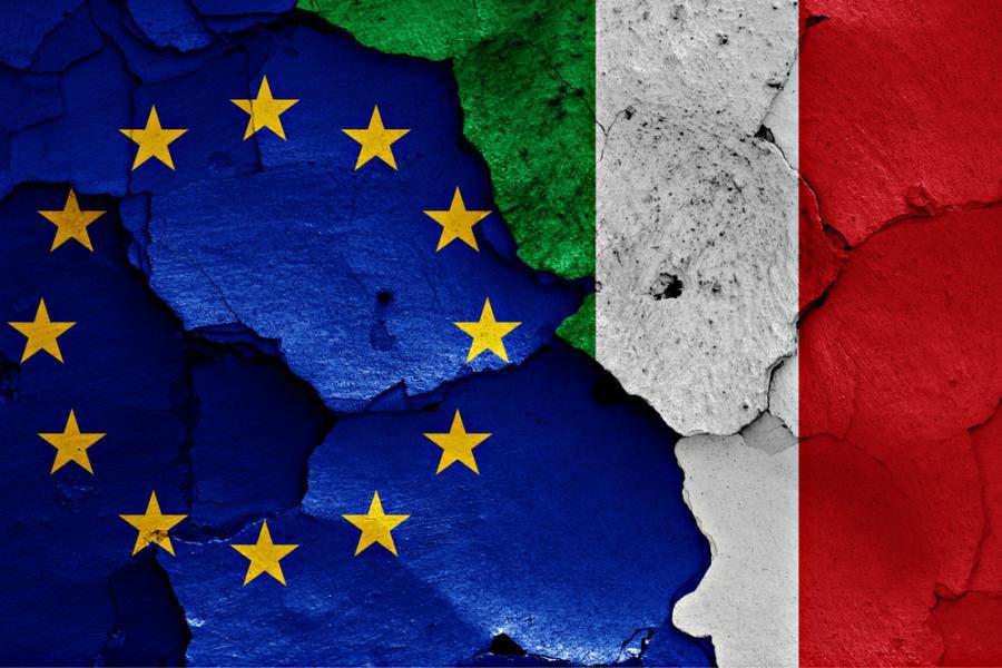 Włochy Unia Europejska