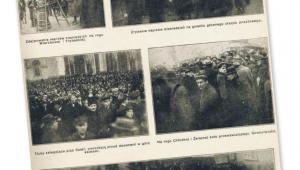 Fotograficzna relacja z wydarzeń w stolicy z 10 i 11 listopada 1918 r. fot. mat. prasowe