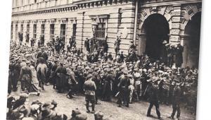 6 listopada 1923 r. wybuchł bunt robotników w Krakowie. W trakcie pacyfikacji zginęło 18 cywilów i 14 żołnierzy fot. mat. prasowe