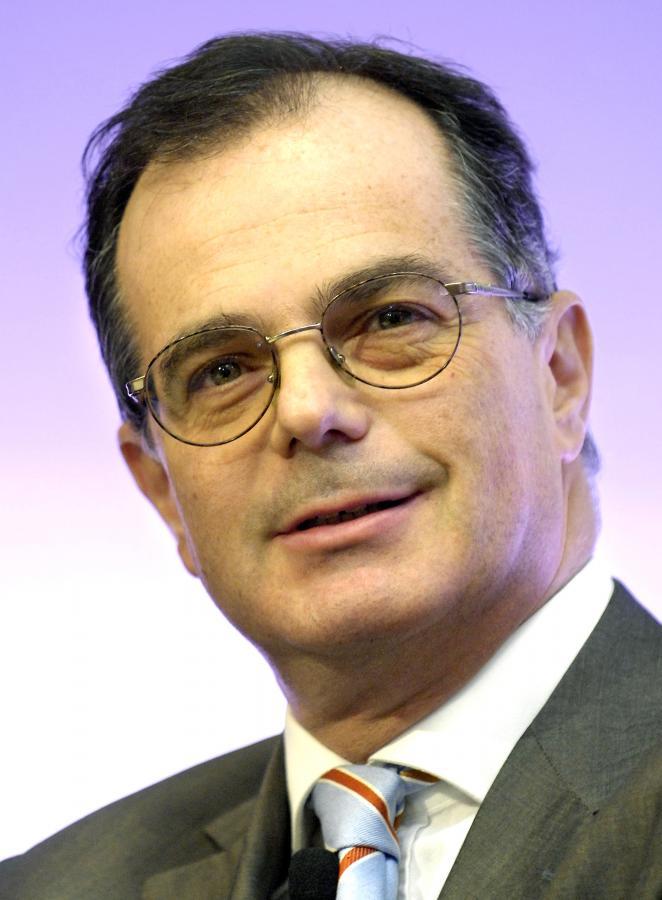 Andras Simor, prezes banku centralnego Węgier
