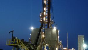 Odwiert Łebień LE-2H firmy 3Legs Resources - pierwsze miejsce w Polsce, gdzie odkryto złoża gazu łupkowego (2). Fot. materiały 3Legs Resources
