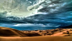 Wakacje pustynia Fot. flickr/Zach Dischner