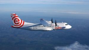 Samolot Eurolotu. Fot. materiały prasowe Eurolot