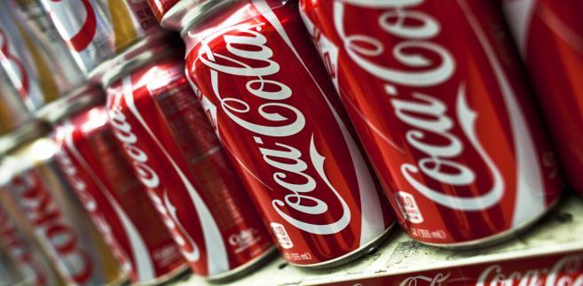 Coca cola, fot. Ramin Talaie/Bloomberg