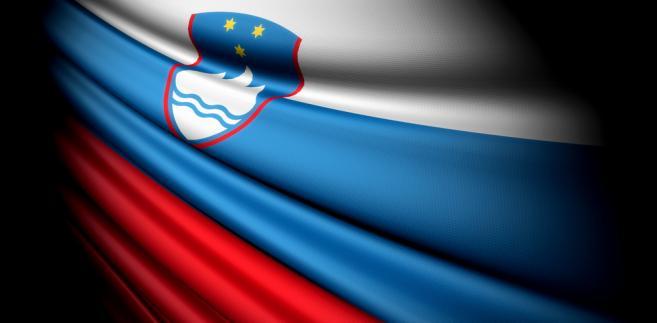 Flaga Słowenii, fot. Jiri Flogel