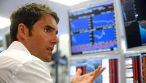 Makler, fot. Antoine Antoniol/Bloomberg