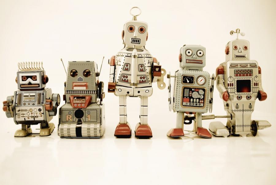 Roboty, Fot. Shutterstock
