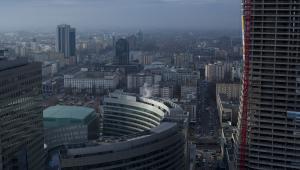Warszawa, Fot. Bartek Sadowski/Bloomberg