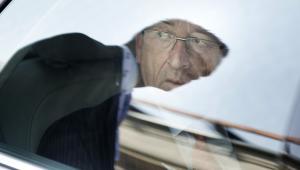 Jean-Claude Juncker, premier Luksenburga, po spotkaniu rady Ecofin we Wrocławiu