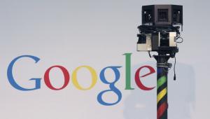 CeBIT 2012: Mobilna kamera Google street montowana na samochodach.