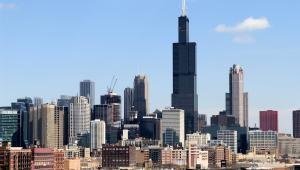 Willis Tower w Chicago