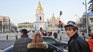 Kijów, stolica Ukrainy