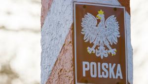 Polski słup graniczny