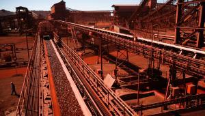 afryka, kopalnia żelaza