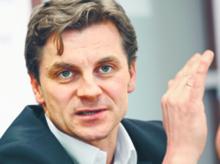 Marek Woszczyk, prezes Urzędu Regulacji Energetyki (URE) Wojciech Górski